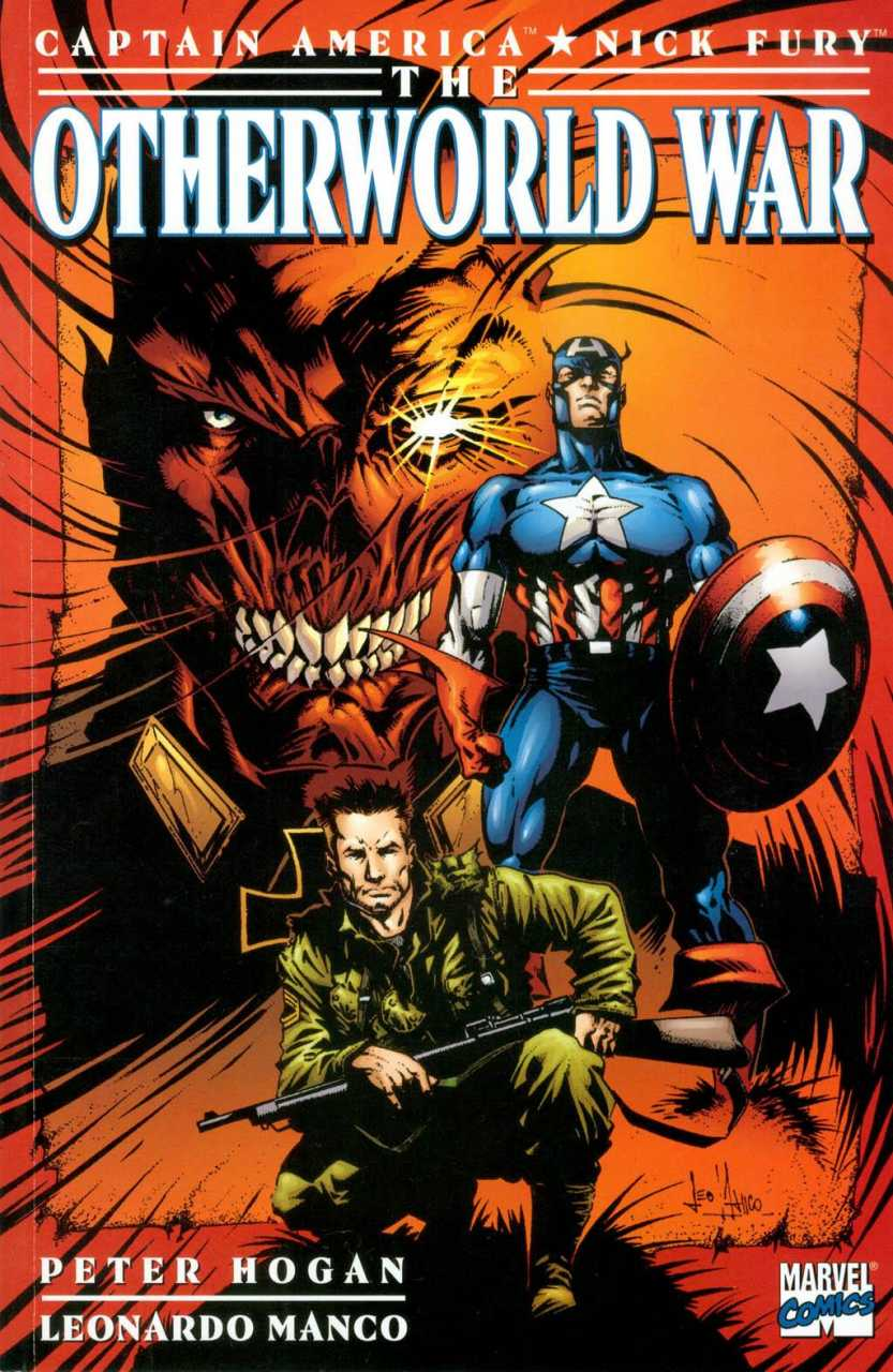 Captain America - Nick Fury The Otherworld War Vol 1 1