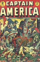 Captain America Comics Vol 1 37