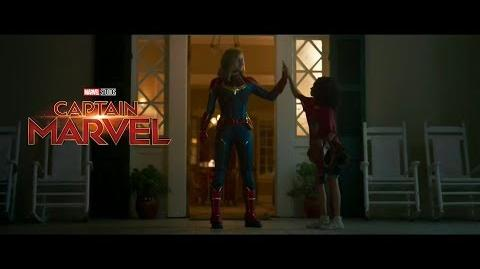 Captain Marvel TV Spot