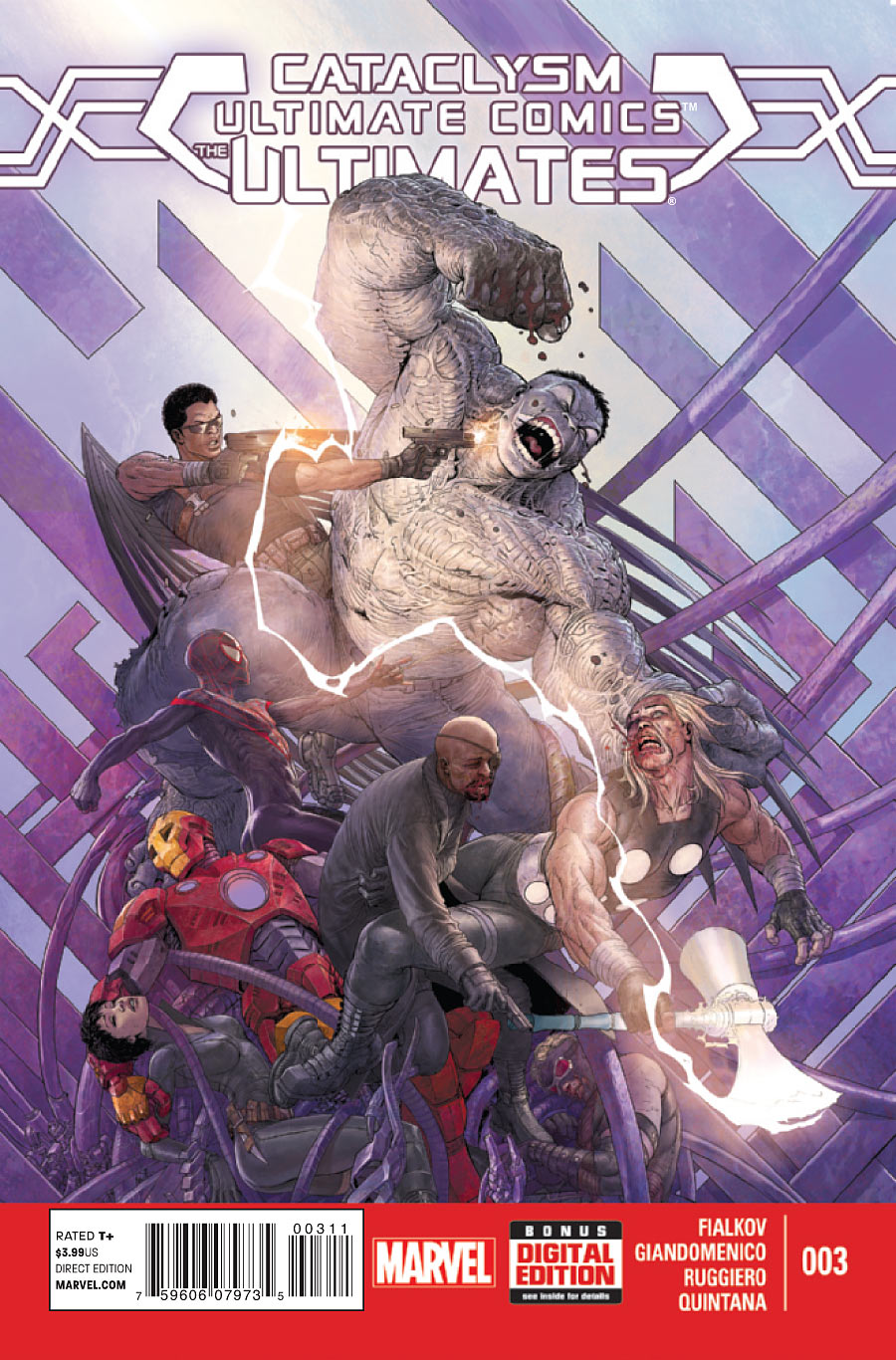Cataclysm: Ultimates Vol 1 3