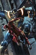 Civil War II Vol 1 3 Bulletproof Comics Exclusive Connecting Variant Textless