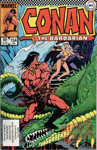 Conan the Barbarian Vol 1 154