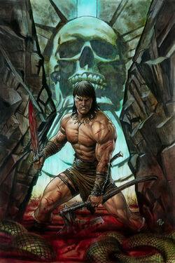 Conan the Barbarian Vol 3 1 Granov Variant Textless.jpg