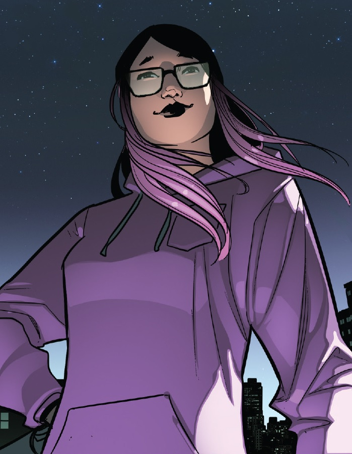 Danika Hart (Earth-616)