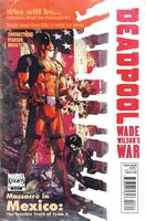 Deadpool Wade Wilson's War Vol 1 3