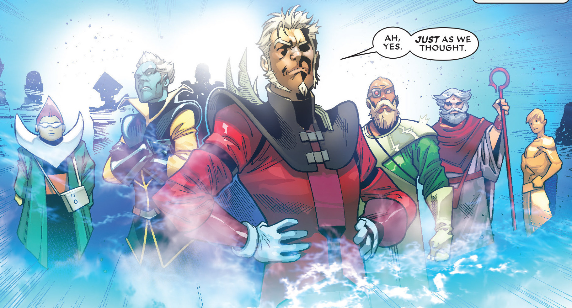 Elders of the Universe (Earth-616)