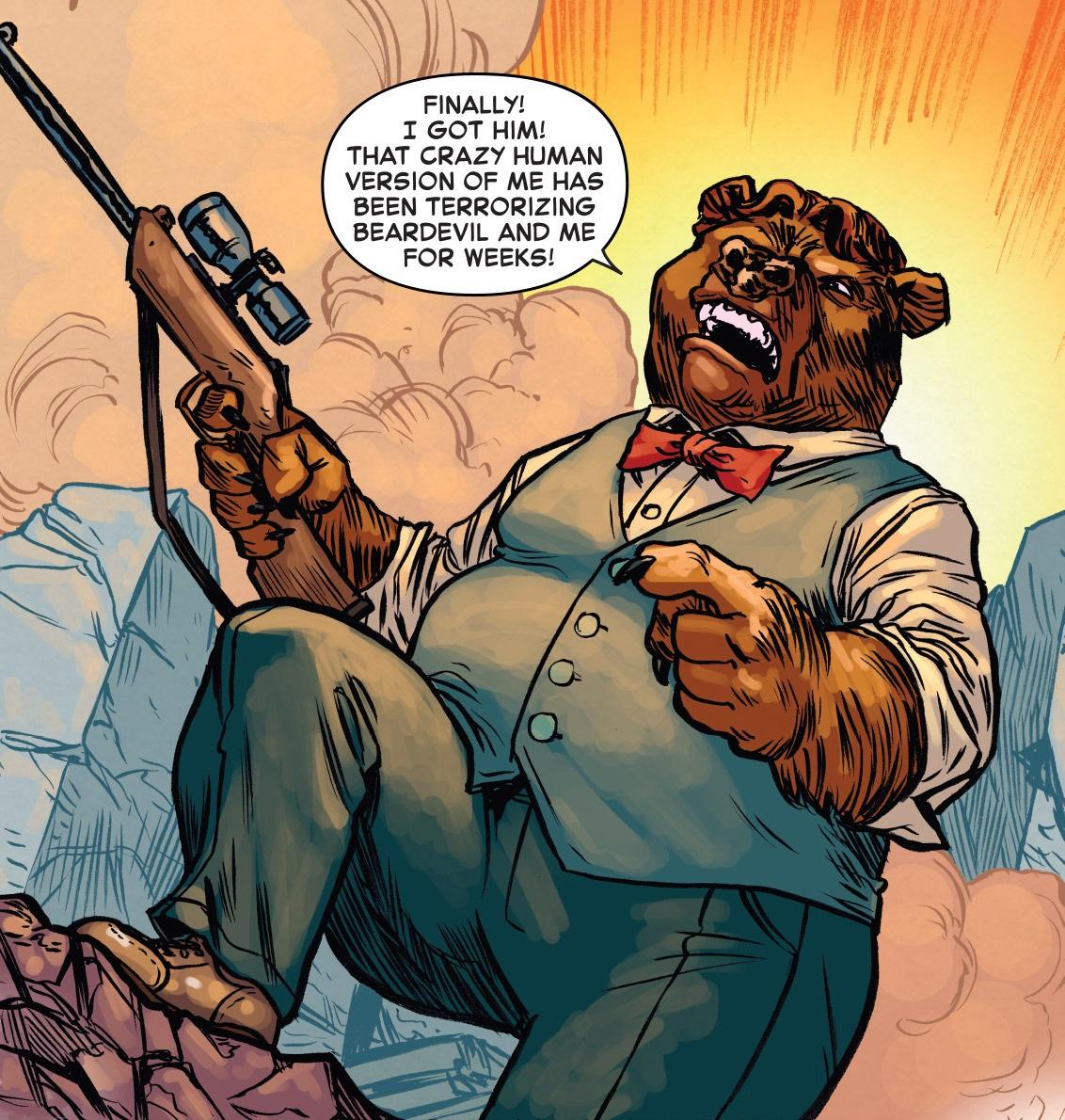 Foggy Bearson (Earth-21376)