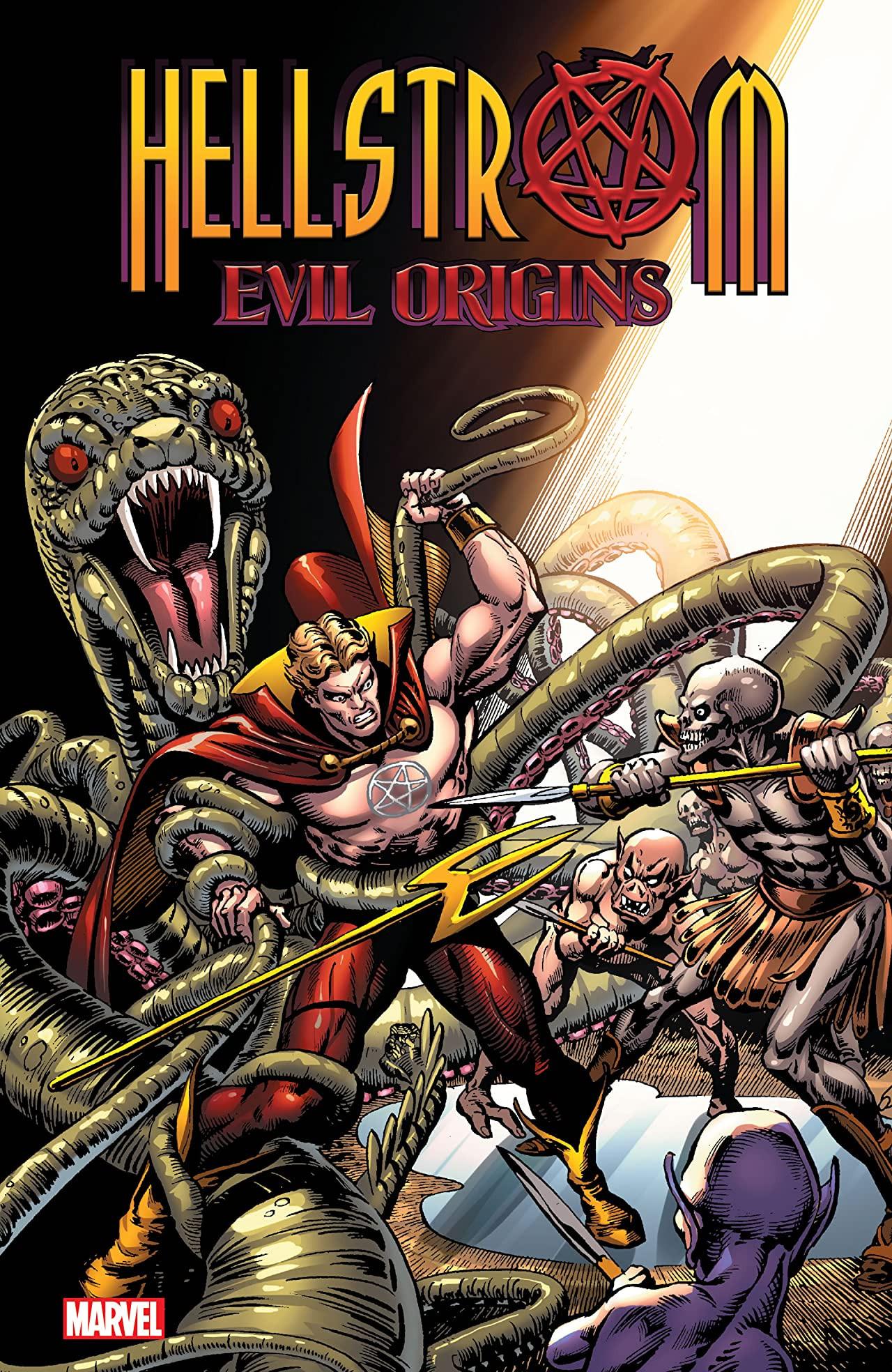Hellstrom: Evil Origins TPB Vol 1 1