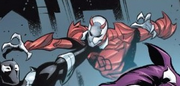 Hive (Poisons) (Earth-17952) Members-Poison Daredevil from Venomverse Vol 1 5 001.png