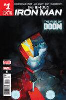 Infamous Iron Man Vol 1 1