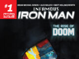 Infamous Iron Man Vol 1 1
