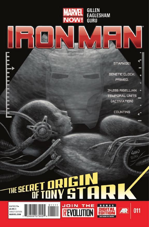 Iron Man Vol 5 11