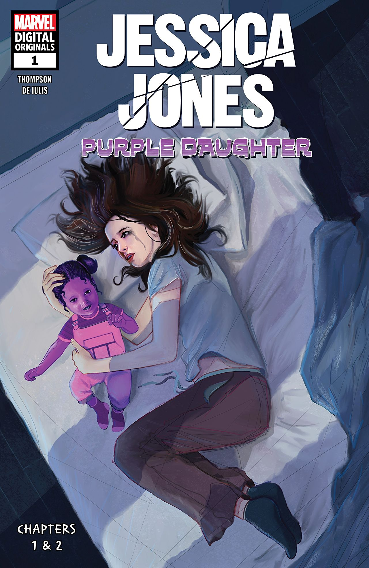 Jessica Jones: Purple Daughter - Marvel Digital Original Vol 1 1