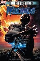 Last Annihilation Wakanda Vol 1 1