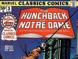 Marvel Classics Comics Series Featuring: Hunchback of Notre Dame Vol 1 1
