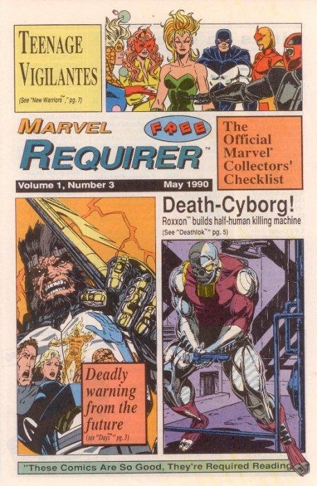 Marvel Requirer Vol 1 3