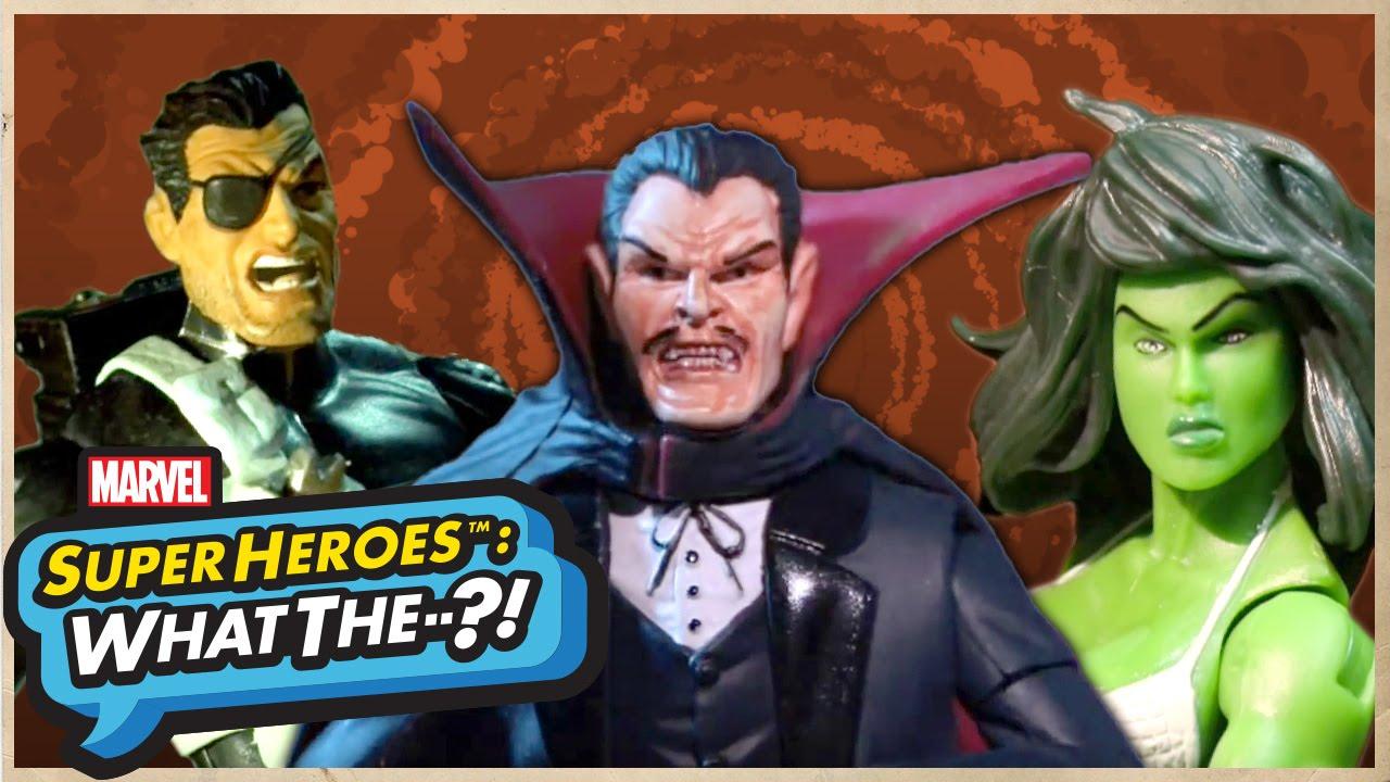 Marvel Super Heroes: What The--?! Season 1 22