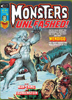 Monsters Unleashed Vol 1 9