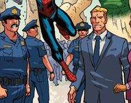 New York City Police Department (Earth-20051)