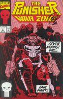 Punisher War Zone Vol 1 8