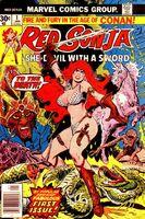 Red Sonja Vol 1 1