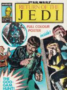 Return of the Jedi Weekly (UK) Vol 1 145