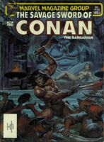 Savage Sword of Conan Vol 1 95