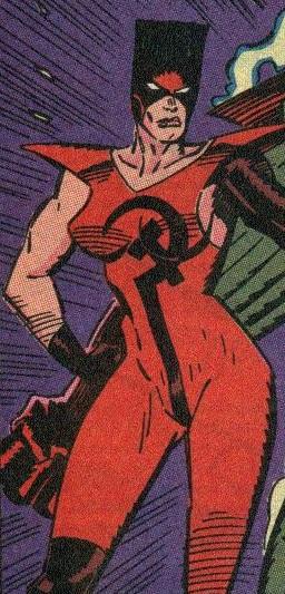 Scattershot (Natalya) (Earth-616) from Darkhawk Vol 1 16 001.JPG