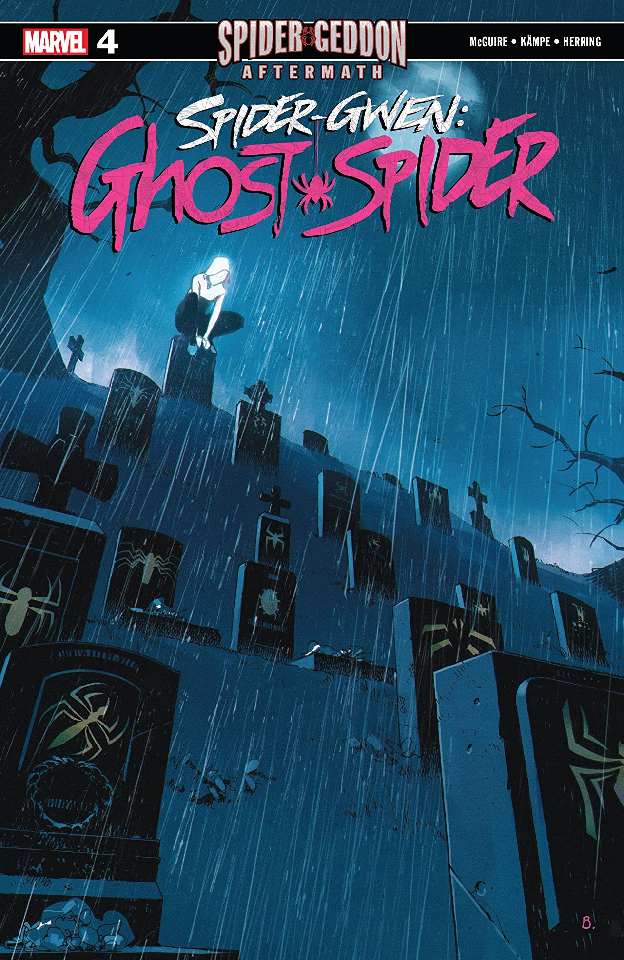 Spider-Gwen: Ghost-Spider Vol 1 4