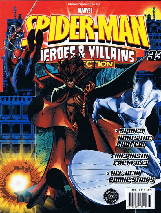 Spider-Man: Heroes & Villains Collection Vol 1 33