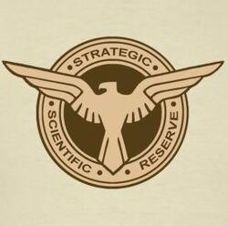 Strategic Scientific Reserve (Earth-199999) Logo.jpg