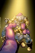 Thanos Vol 1 5 Textless