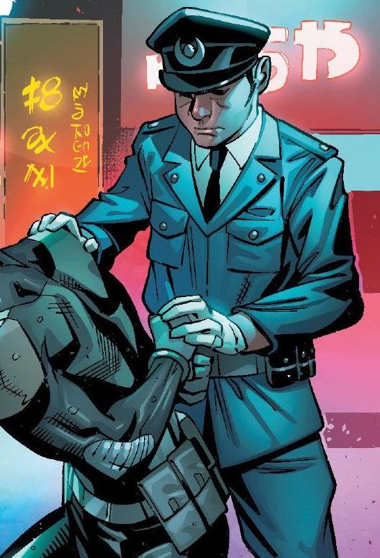 Tokyo Metropolitan Police Department (Earth-616)/Gallery