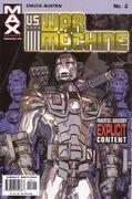 U.S. War Machine Vol 1 2