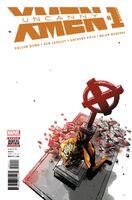 Uncanny X-Men Annual Vol 4 1