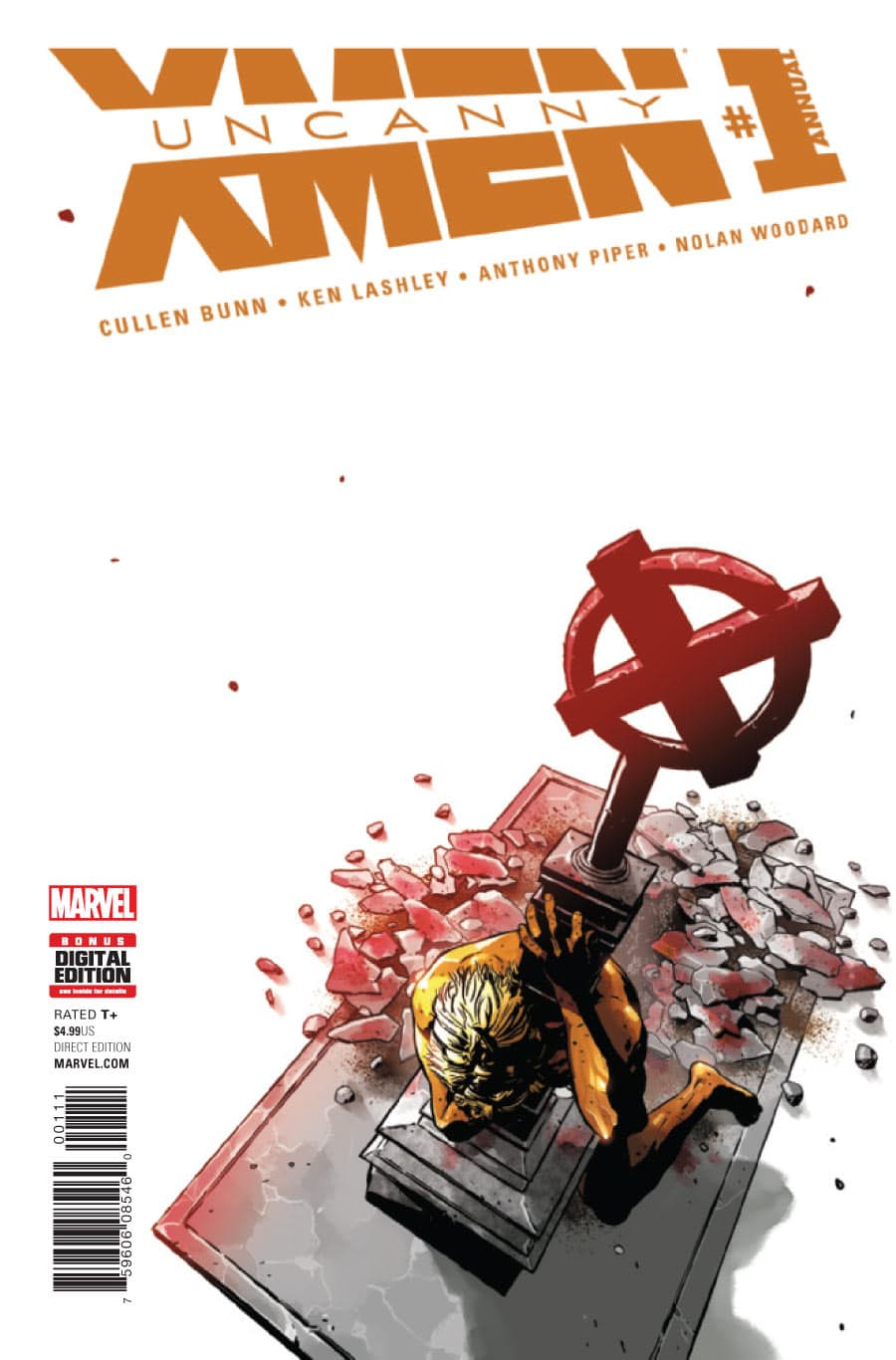 Uncanny X-Men Annual Vol 4 1