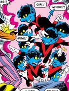 Uncanny X-Men Vol 1 153 page -- Bamf (Earth-5311)