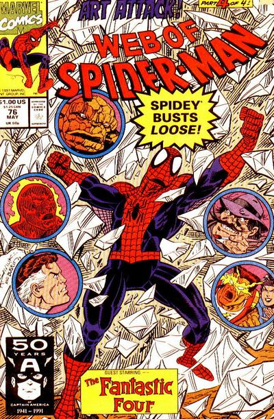 Web of Spider-Man Vol 1 76