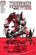 Wolverine Black, White & Blood Vol 1 1