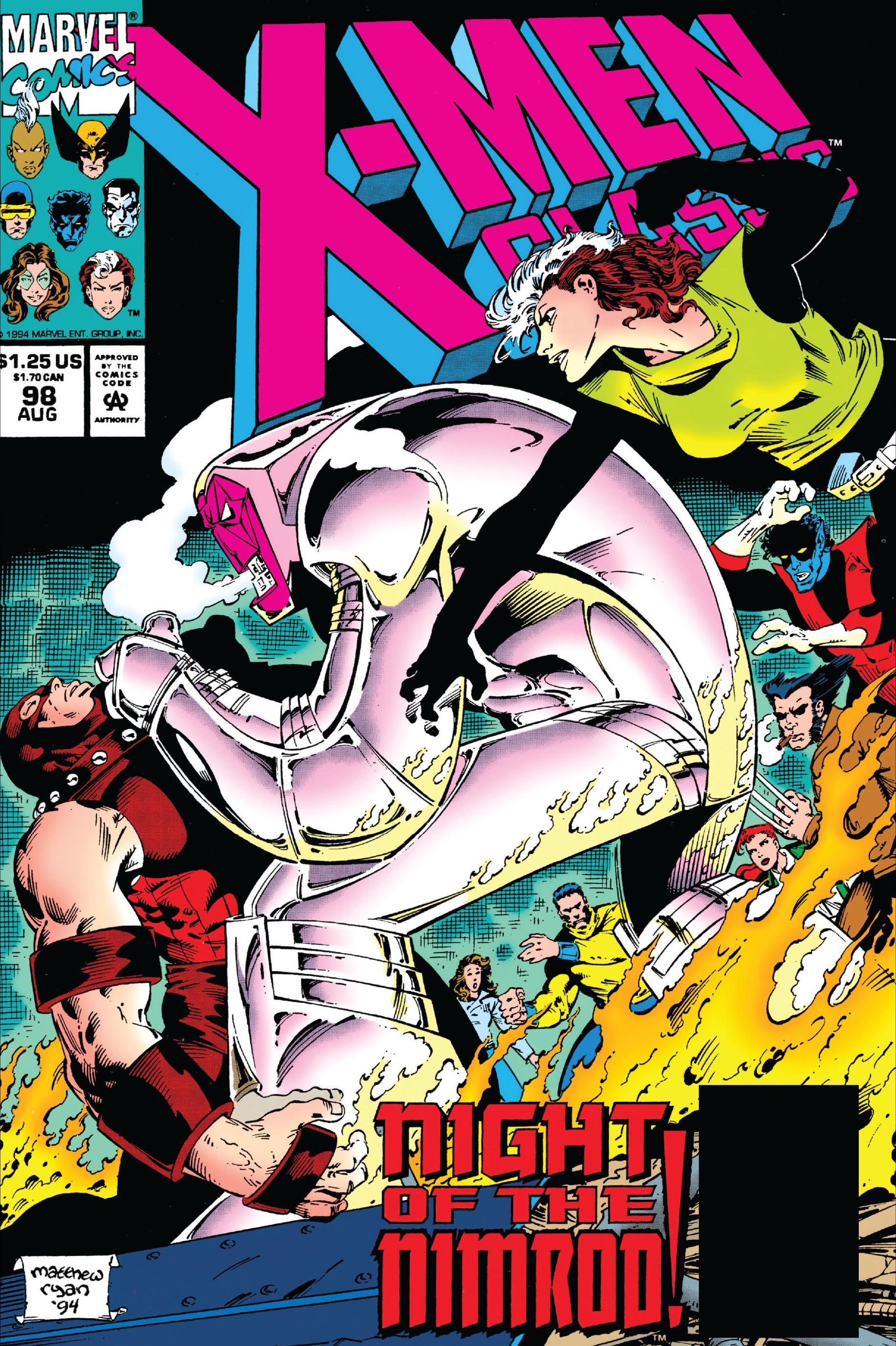 X-Men Classic Vol 1 98