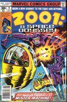 2001, A Space Odyssey Vol 2 9
