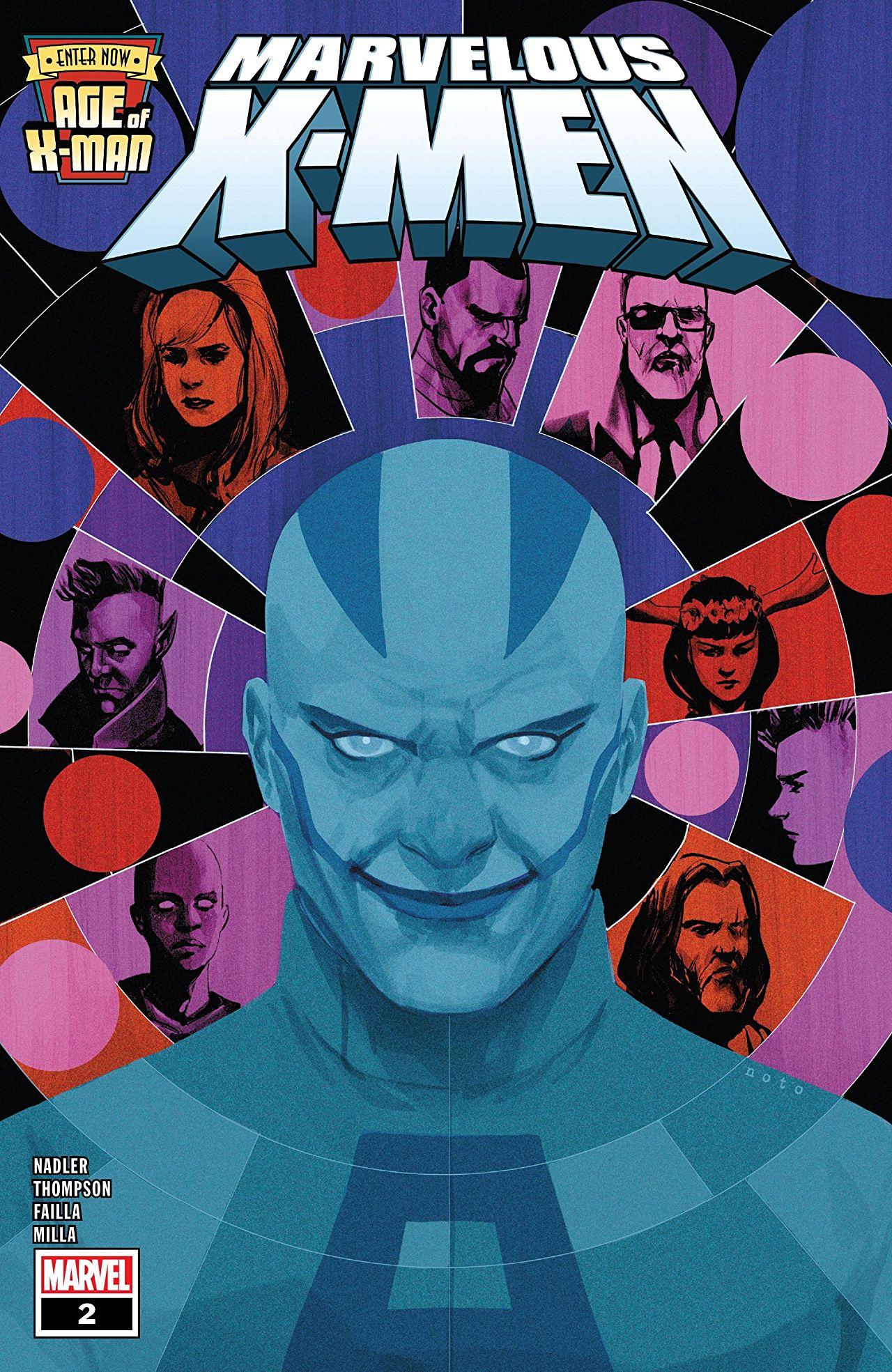 Age of X-Man: The Marvelous X-Men Vol 1 2