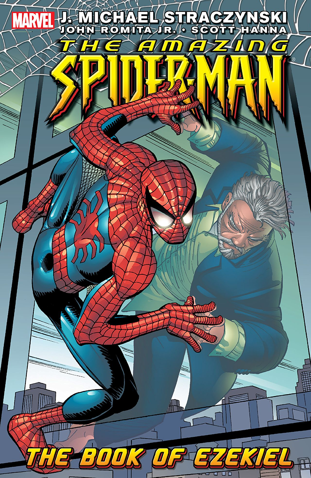 Amazing Spider-Man TPB Vol 1 7: The Book of Ezekiel