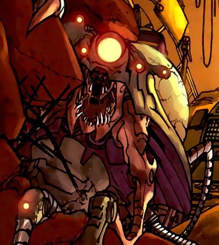 Axonn-Karr (Earth-616)