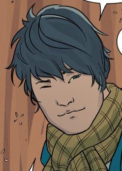 Bradley (Earth-616)