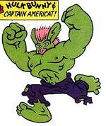 Hulk Bunny