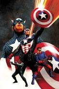 Captain America Vol 1 600 Textless