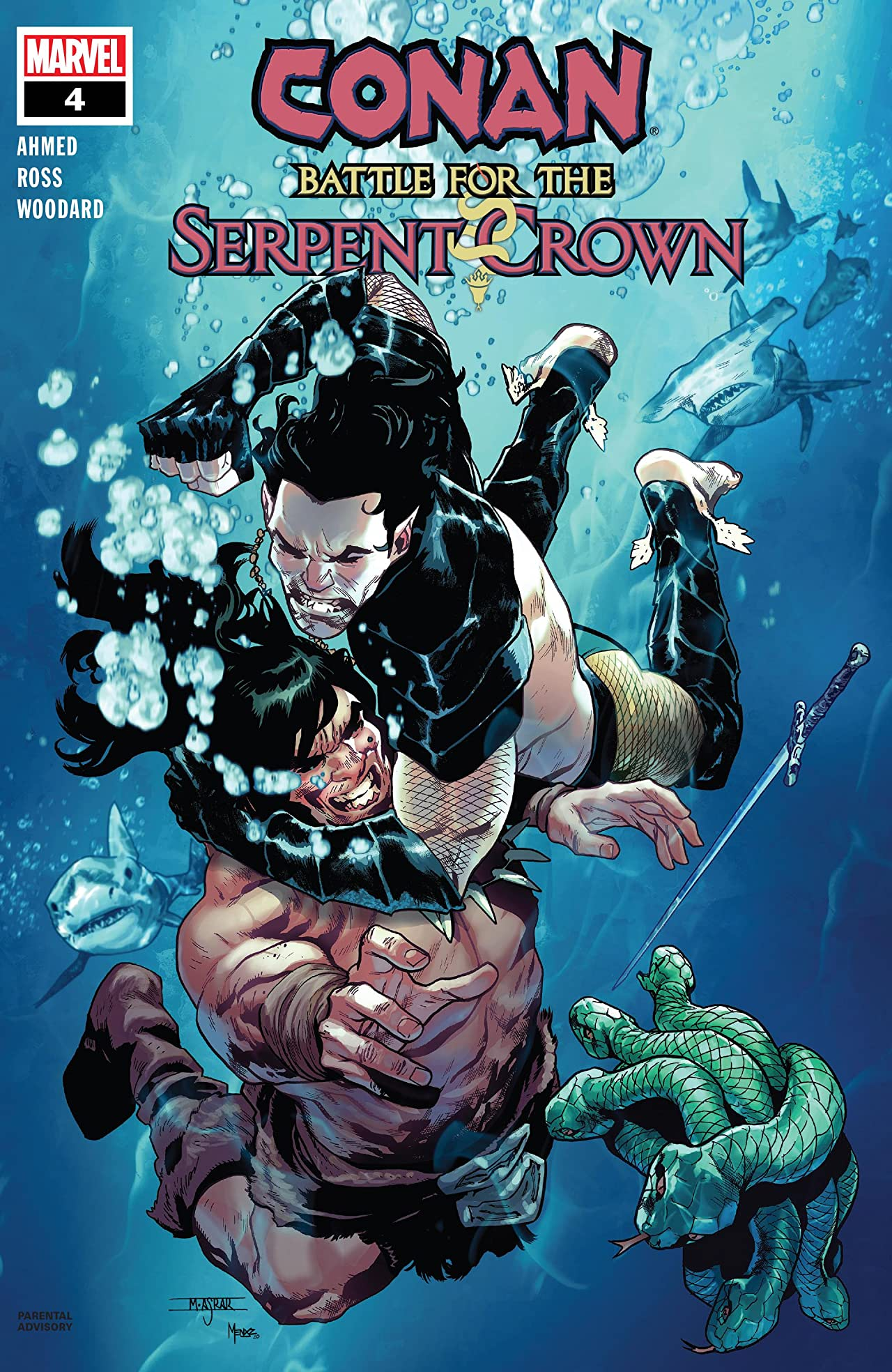 Conan: Battle for the Serpent Crown Vol 1 4