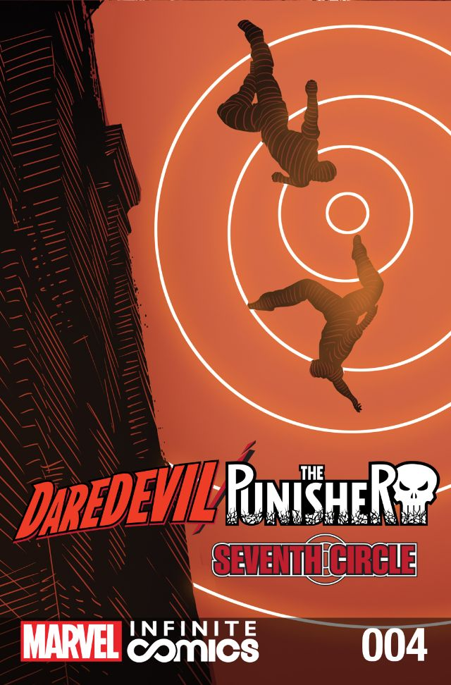 Daredevil/Punisher: Seventh Circle Infinite Comic Vol 1 4