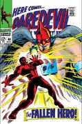 Daredevil Vol 1 40